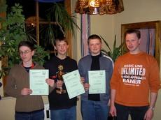 Jugend-Meisterschaft 2005